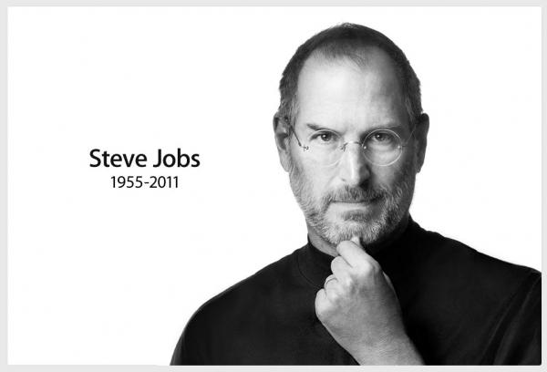 Obrigado Steve Jobs...